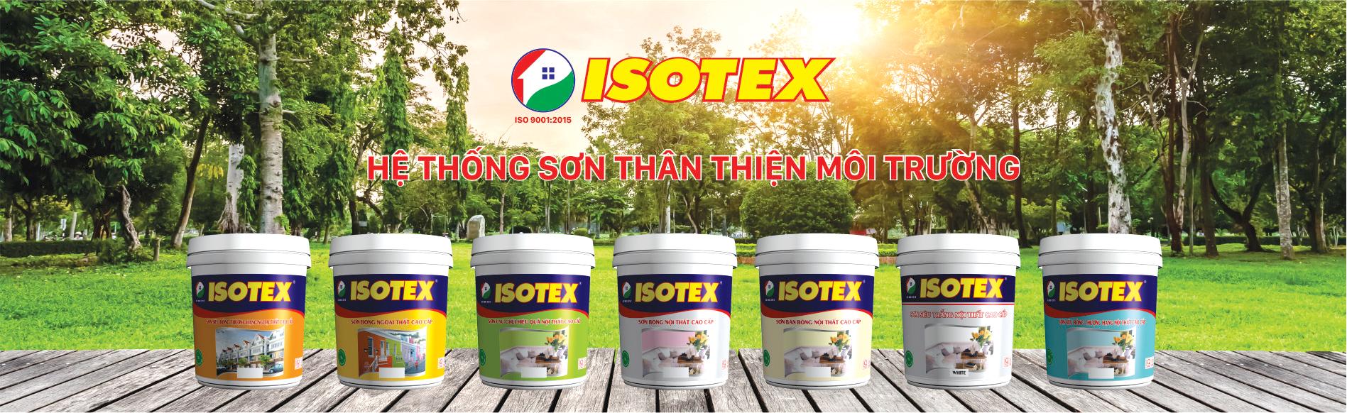 Kết quả hình ảnh cho sơn isotex